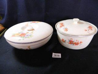 Vintage Casserole Dishes