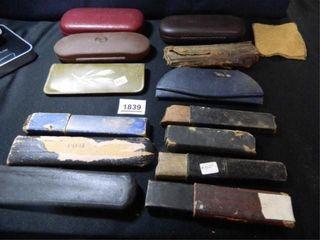 Empty Glass Cases 6