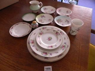 China  Assorted Styles   14  Pieces