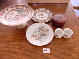 Plates  Serving Dish  Coasters