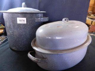 Stock Pot   Roasting Pan