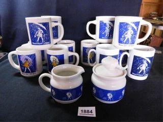 Morton Salt Mugs  12