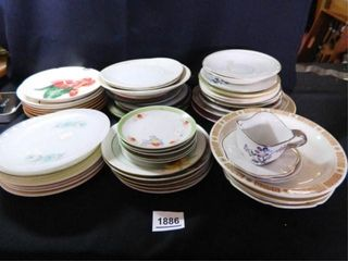 Saucers  Assorted Styles  Sizes