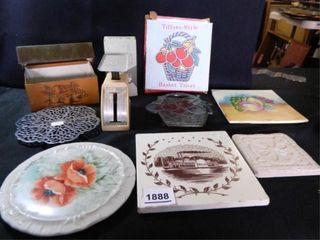 Trivets 5  Diet Scale  Recipe Box