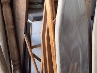 Wood Ironing Boards  3