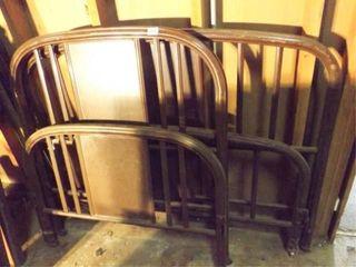 Metal Bedframes  2  Twin  Full