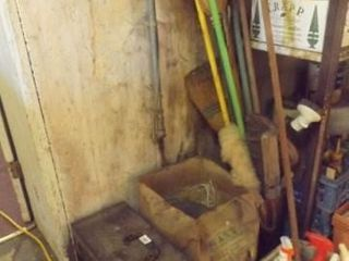 Toolbox  Cleaning Supplies  Mops  Etc