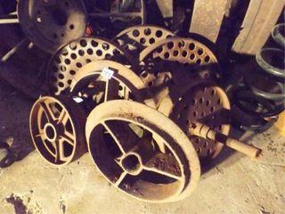 Smaller Metal Wheels  7