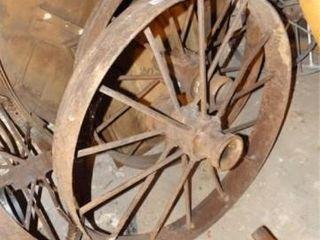 Metal Wheels  32  pair