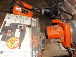 Power Tools  3   Drill