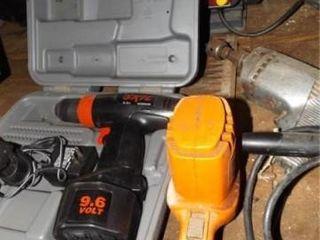 Power Tools  4    Craftsman Drill