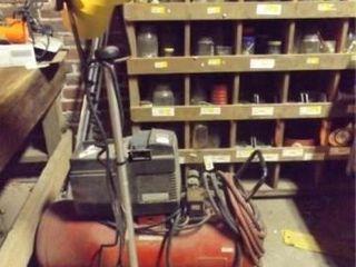 Craftsman 3 5 HP Air Compressor  Spotlight
