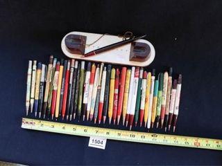 Adjustable lead Pencils