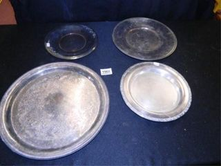Silver Plate Trays   3