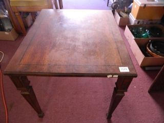 End Table  22  x 26  x 21  h