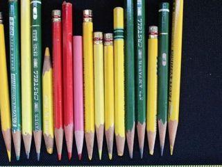 Drawing Pencils and Tin Box