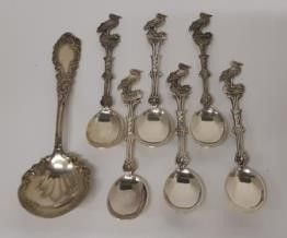 G Rodgers A1 Spoon lot