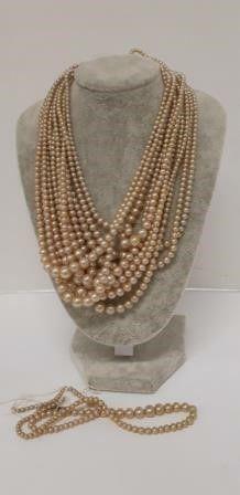 Japanese Simulated Pearls