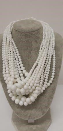 Alabaster Beads