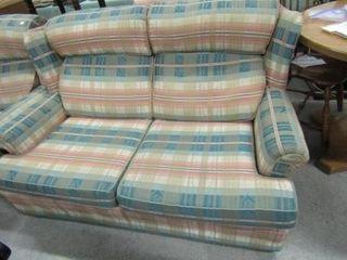 2 Seat Oversized Sofa