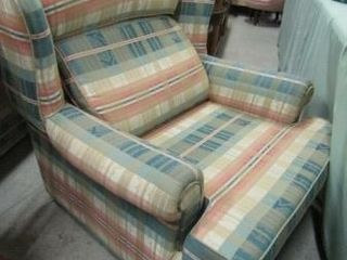 Oversized Easy Chair