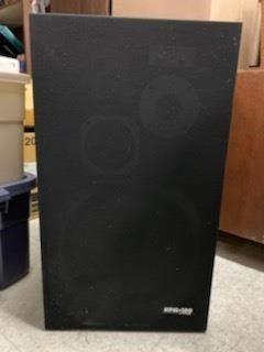 HPM 100 Pioneer Speaker