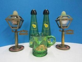 Retro Vintage Sale   Pepper Shakers