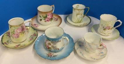 Teacups   Saucers