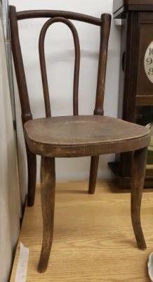 Child s Antique Chair