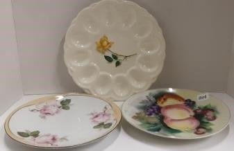 Sovereign Potters Devilled Egg Plate