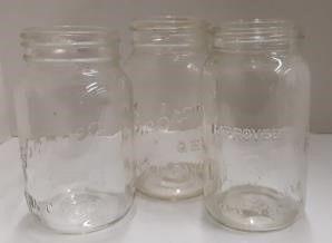 Corona   Gem Mason Jars
