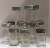 Crown Mason Jars