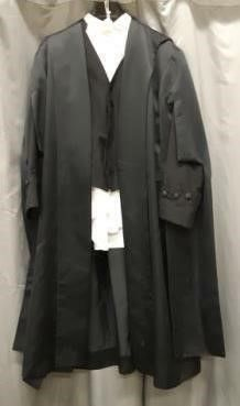 Harcourt Made Barrister s Robe