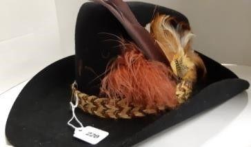 Men s Felted Cowboy Hat