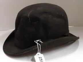 Men s Bowler Hat