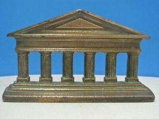 Copper Tone Cast Architectural Facade