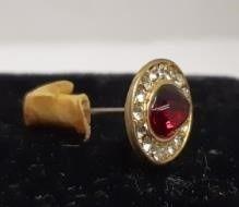 Rhinestone Tack Pin