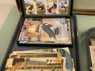 Retro Postcards   Scotch House Cards