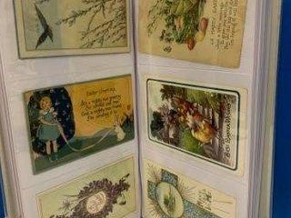 Antique Vintage Easter Postcards