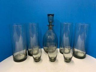 Smokey Quartz Colour Glasses