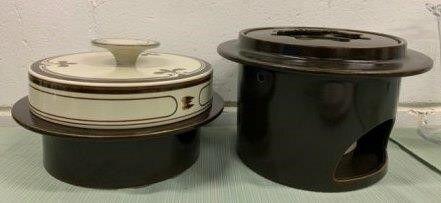 Rosenthal Studio Fondue Pot Set