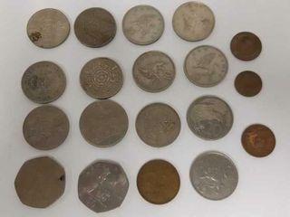 British Empire Coins