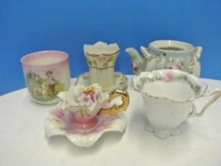 Ornate Cups   Saucers   More