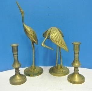 Brass Storks