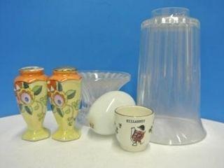 Glass   China Assortment