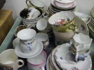 Miscellaneous lot of Fine Bone China