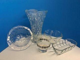 Glass Ware Assortment