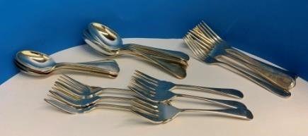 Silverplate Cutlery
