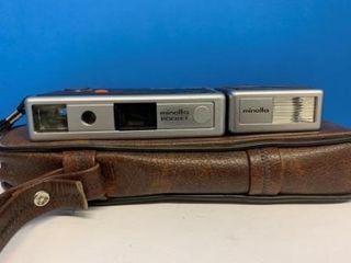 Minolta Autopak 470 Pocket Flash 110
