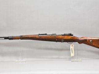 (CR) German Mauser K98 8MM
